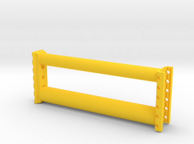 ARG 163mm Extension in Yellow Processed Versatile Plastic