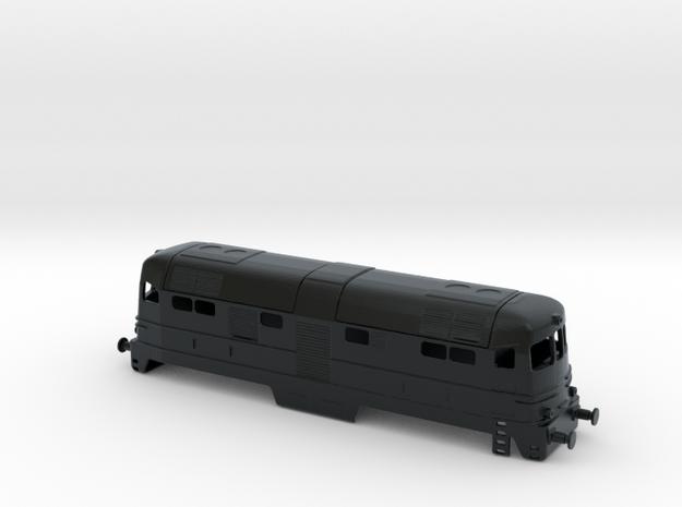 FS D342.4006 (Ansaldo) in Black Hi-Def Acrylate