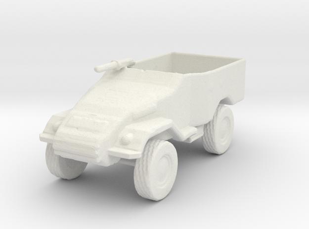 ARMOURCAROBJ1 in White Natural Versatile Plastic