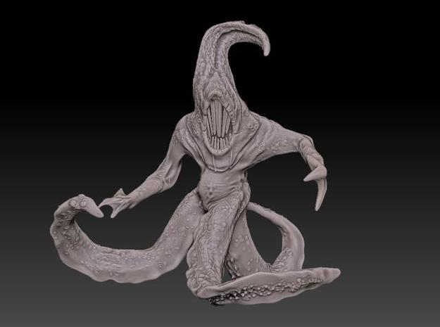 Nyarlethotep Bloody Tongue - Mini Version 3d printed Front