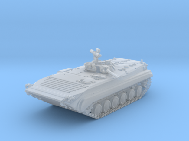 1/144 Russian BMP-1P Armoured Fighting Vehicle in Smooth Fine Detail Plastic