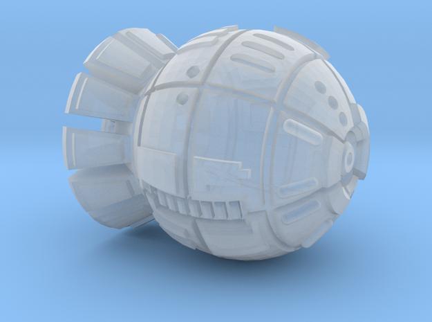 Terran (TFN) Frigate in Smooth Fine Detail Plastic