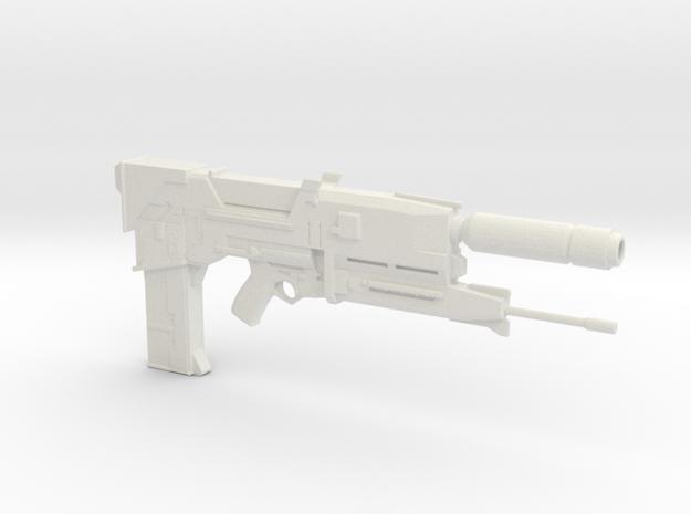 Terminator Plasma Rifle 1.6 Scaled
