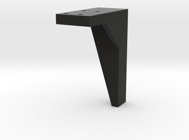 LargeGripperSlimFinger2 in Black Natural Versatile Plastic