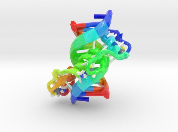 Zinc Finger bound to DNA
