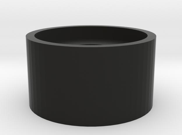 Chanel Ring TACAN in Black Natural Versatile Plastic