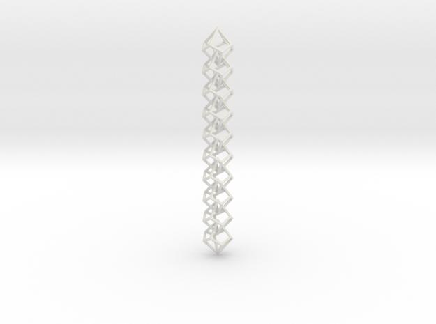 Anti-Diamond Chain, 10 Links