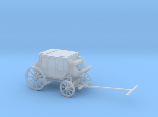 HO Scale Stagecoach