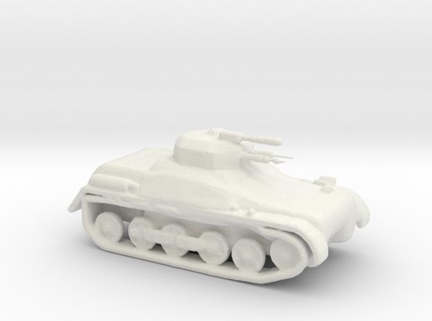 LightTankAnti-Infantry LTAI in White Strong & Flexible