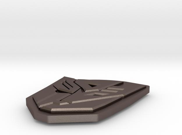 Autobot/Decepticon Token in Stainless Steel