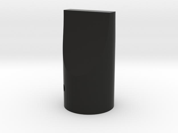 Tall TACAN in Black Natural Versatile Plastic