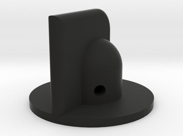 TACAN Selector in Black Natural Versatile Plastic
