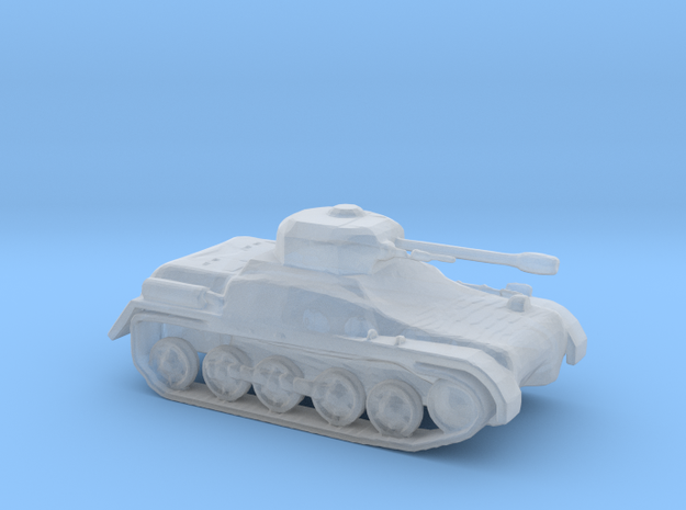 Light Tank LTIS in Frosted Ultra Detail