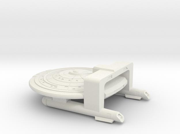 TOS Reimagined Miranda in White Natural Versatile Plastic