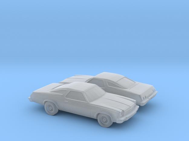 1/160 2X 1973 Chevrolet Chevelle Coupe
