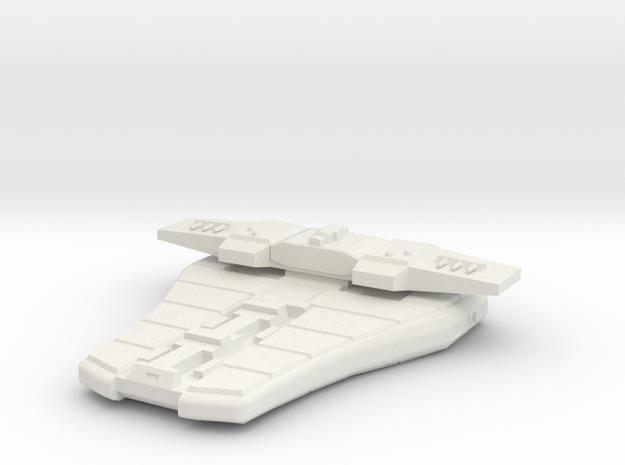 3788 Scale Maesron Destroyer (DD) MGL in White Natural Versatile Plastic