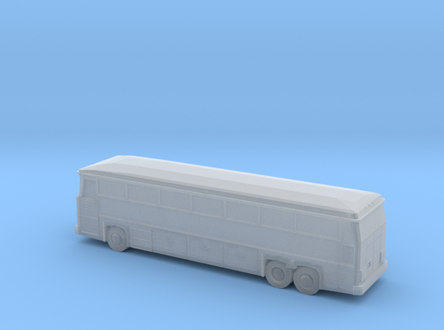 1/200 MCI 12 Coach in Smooth Fine Detail Plastic