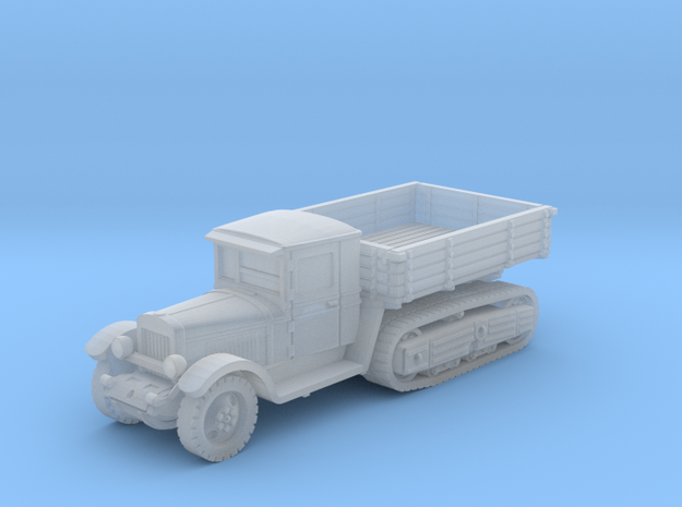 ZIS truck (Russia) 1/144 in Smooth Fine Detail Plastic