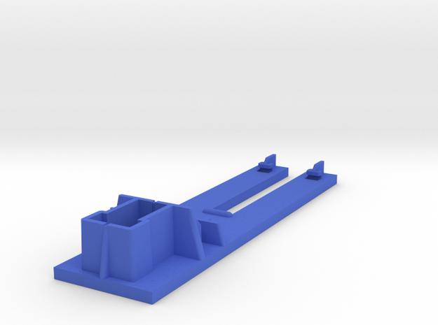 Tri-ang Big Big Train Signal Pole Base in Blue Processed Versatile Plastic