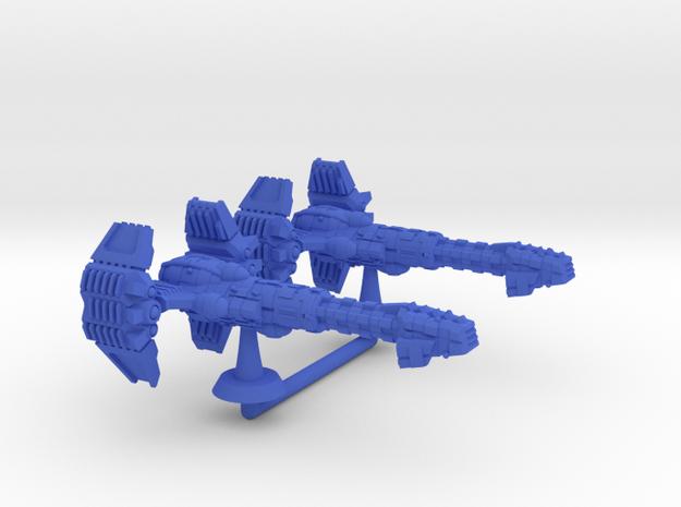 Sogna Class Heavy Battler - 1:20000 in Blue Processed Versatile Plastic