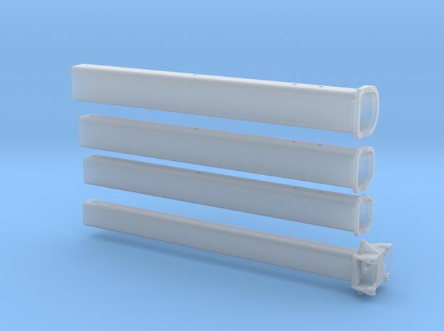 AC 500 03: Mast für Mobilkran ähnlich AC500-2 in Smooth Fine Detail Plastic