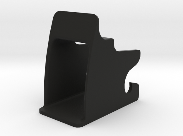 Isofix child seat fitting mount in Black Strong & Flexible
