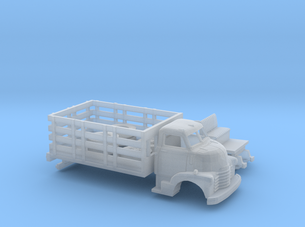 1/87 1949 Chevy COE Stakebed Kit