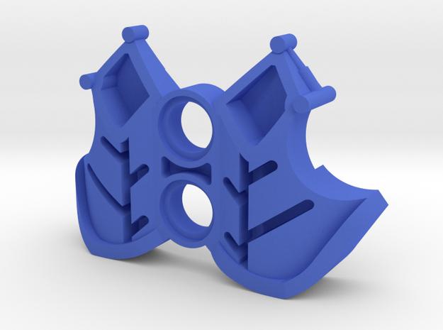 Botora Armor 2 in Blue Processed Versatile Plastic