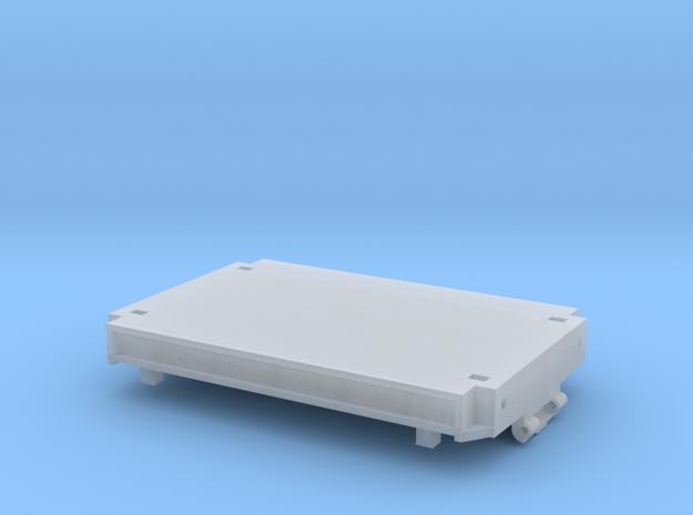 Zwischenbett ähnlich Goldhofer THP  V2 1/87 in Smooth Fine Detail Plastic