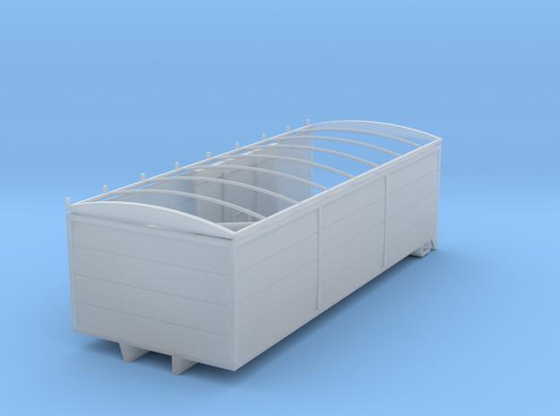 1/64 Grain Box 22foot in Smooth Fine Detail Plastic