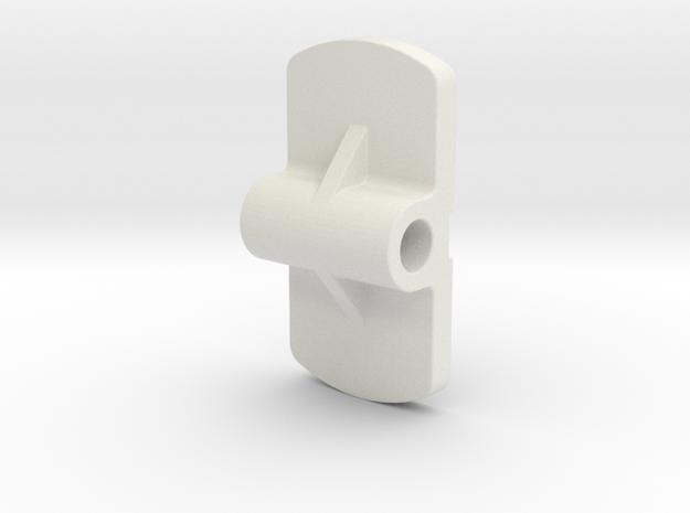 Ikea BEHJALPLIG 128750-A in White Natural Versatile Plastic