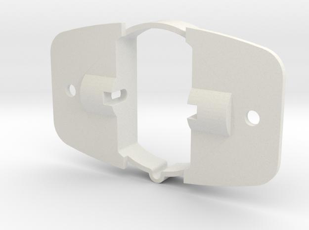 Ikea BEHJALPLIG 128750-C in White Natural Versatile Plastic