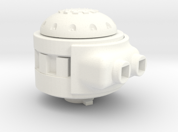 Martian Sand Crawler Weapon Mount Adapter