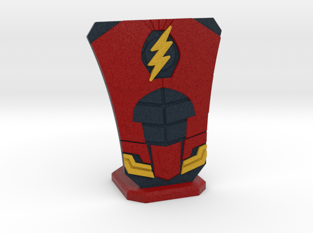 The Flash Hero Stand in Full Color Sandstone