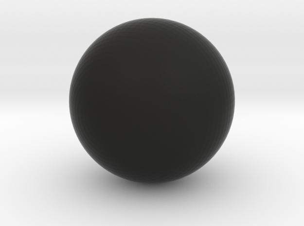 Material Renders2 in Black Natural Versatile Plastic
