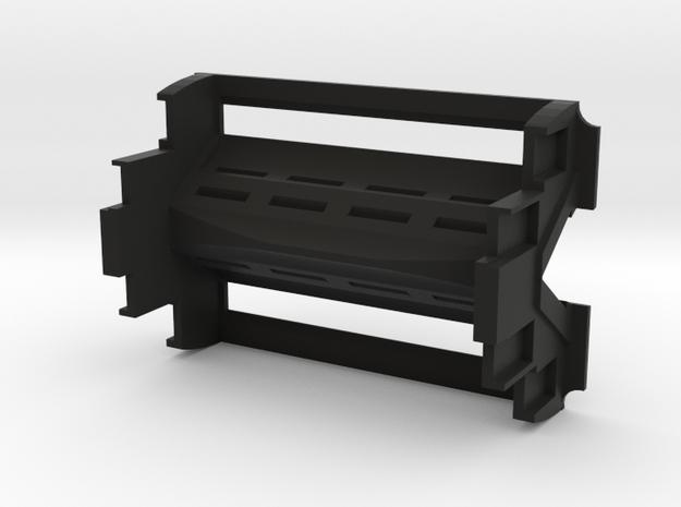 SwedishVaper N1 Quad 18650 in Black Strong & Flexible