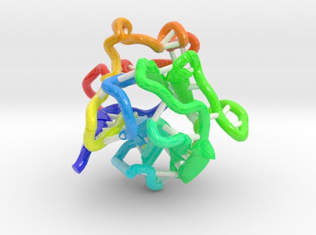 Ryanodine Receptor 2 in Glossy Full Color Sandstone