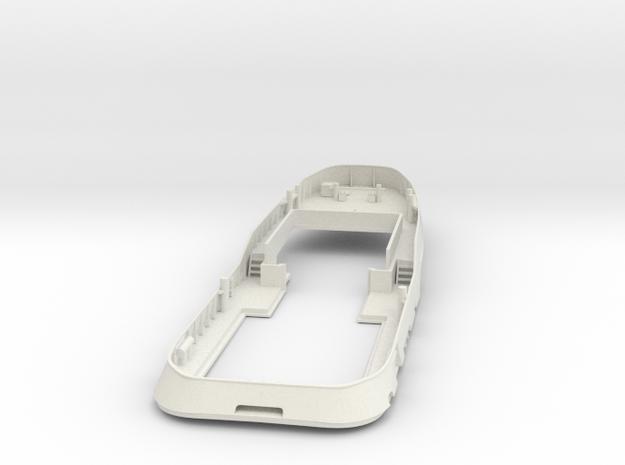 Main Deck & Bullwark 1/144 V56 Harbor Tug in White Natural Versatile Plastic