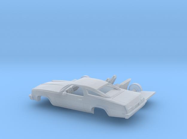1/87 1974 Chevrolet Chevelle Coupe Kit