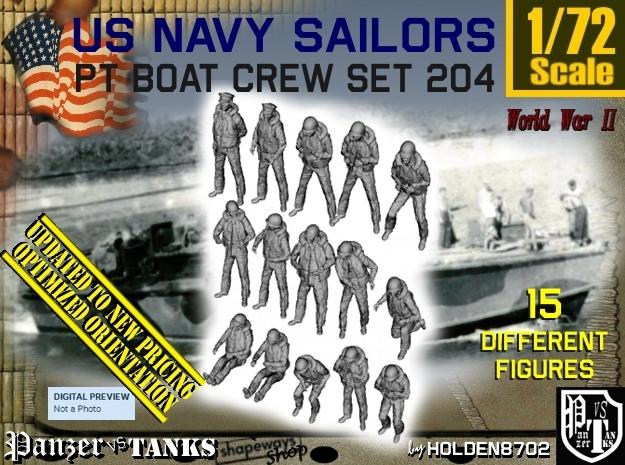 1-72 USN PT Crew Set 204