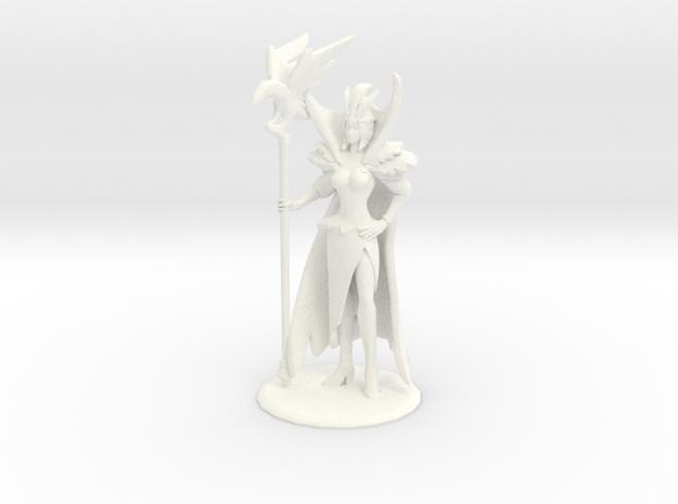 Ravenborn LeBlanc (s) in White Processed Versatile Plastic