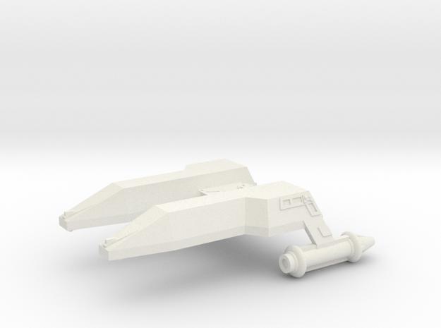 3125 Scale LDR Destroyer (DD) CVN in White Strong & Flexible
