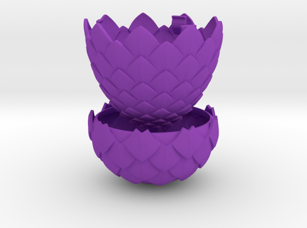 Dragon Egg Game of Thrones - Proposal Ring Box