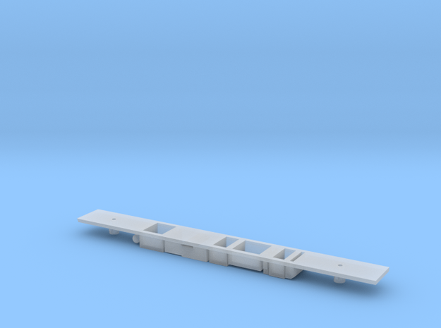 Class 378 DMOS Chassis in Smooth Fine Detail Plastic
