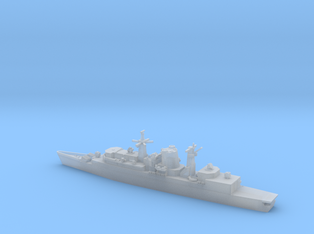 1/1800 Scale HMS Broadsword in Frosted Ultra Detail