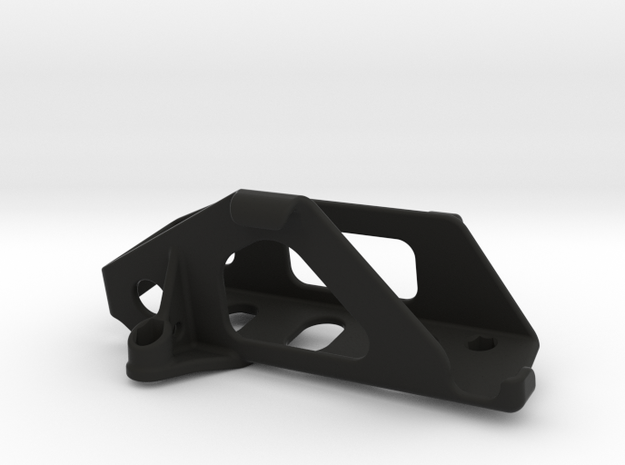 Twin Hammers WL10428 2S Battery Holder in Black Natural Versatile Plastic