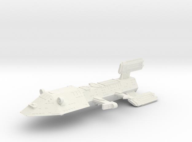 3125 Scale Kzinti Dreadnought (DN) SRZ in White Strong & Flexible