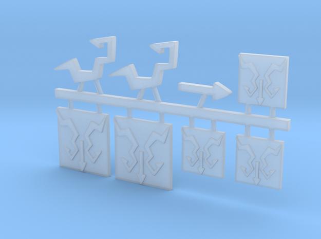 Nir-Kezhar Sprue in Smoothest Fine Detail Plastic