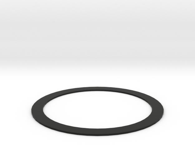 NexStar 6SE Solar Filter Inner Piece in Black Natural Versatile Plastic