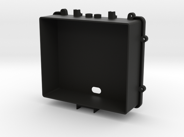 Homelite Mower - Battery Enclosure in Black Strong & Flexible